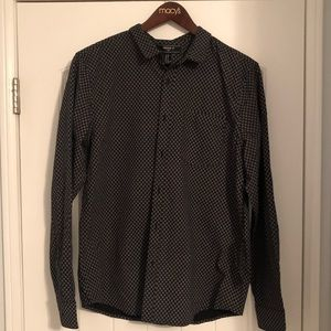 Forever 21 Men's Classic Button Up Top